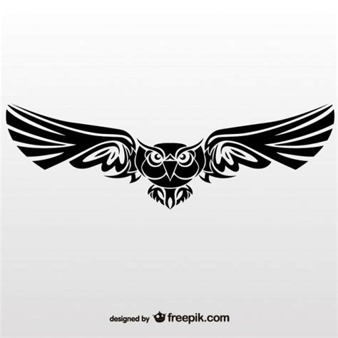tattoo owl vector 30 best birds images on pinterest silhouettes birds and
