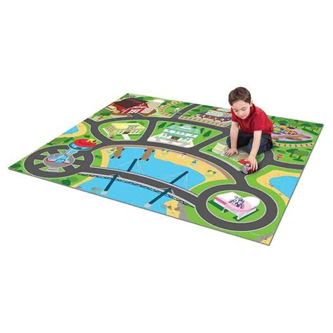 paw patrol adventure bay play table spin master quot paw patrol quot adventure bay play mat home