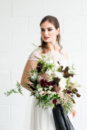 organic wedding inspiration featuring minted decor advisor