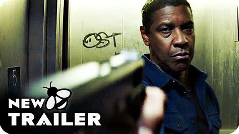 denzel washington watch in equalizer 2 the equalizer 2 trailer 2018 denzel washington action