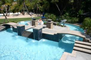 Pool Houses With Bathrooms Cool Pool 5 Contemporary Pool Other Metro By Elite