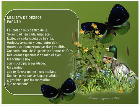 deseo para ti mi lista de deseos para ti anamar argentina 2012 mi peque 209 o rinconcito espacio de anamar