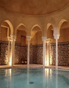 salle de bain hammam maison moderne