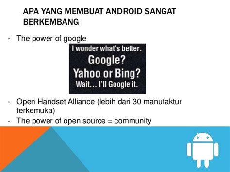 membuat aplikasi android forum trend and how to develop android applications