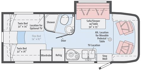 winnebago rv floor plans winnebago rv floor plans winnebago rv floor plans apelberi com 26 original