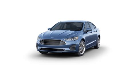 2019 Ford Hybrid Vehicles by New 2019 Ford Fusion Hybrid Se Fwd For Sale In Quakertown