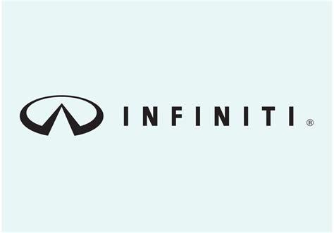 nissan infiniti logo infiniti vector logo free vector stock