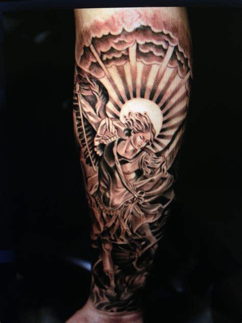 holy tattoos st michael tattoos tattoos st michael