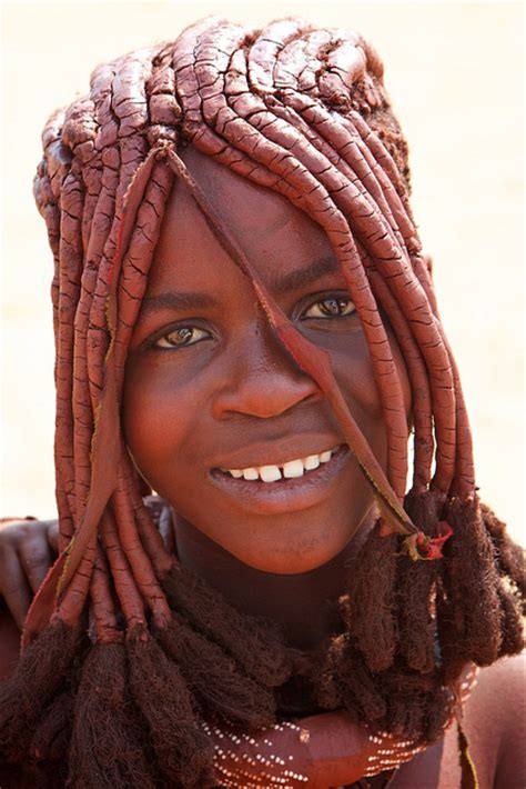 himba tribe himba people africa s most fashionable tribe