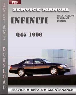 free download parts manuals 1996 infiniti q security system infiniti q45 1996 service manual download repair service manual pdf