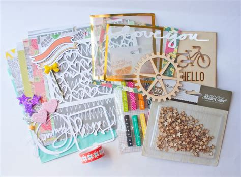 Paper Kits And Supplies - 17 best images about supplies on scrapbook kit