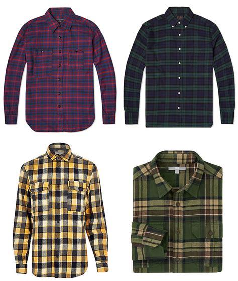 Cotton Plaid Shirt why every needs a plaid shirt fashionbeans