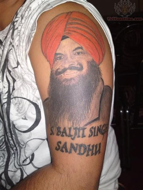 tattoo sikh designs punjabi images designs