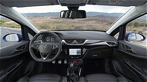 opel corsa interior 2016 02580 interior opel corsa opc 2016 fwd aro 17 1 6 ecotec