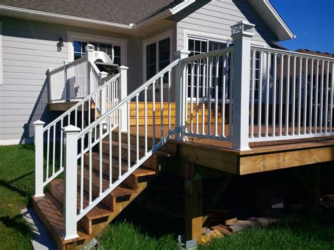 top deck systems aluminum deck railing systems also your best options