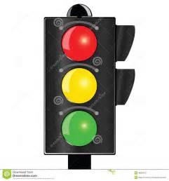 traffic light vector illustration stock vector image