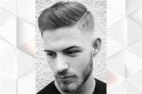 how to blend a lads a hair how to style a quiff bebeautiful