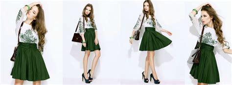 Dress Model Trendy Style Impor 3 baju korea baju korea