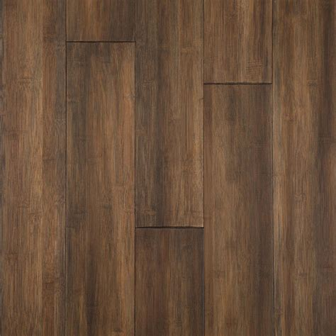 Distressed Honey Bamboo Flooring Home Depot - home decorators collection strand woven distressed