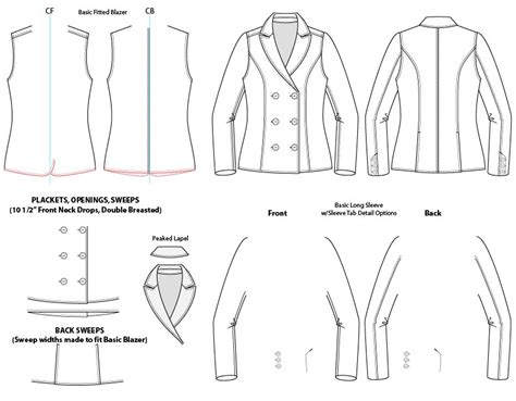 adobe illustrator flat fashion sketch templates my