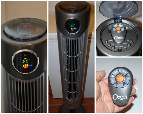 ozeri ultra 42 inch wind fan ozeri ultra wind 42 quot adjustable oscillating tower fan