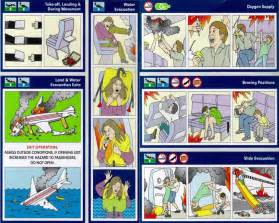 Airline safety and proven aviation crash survival techniques