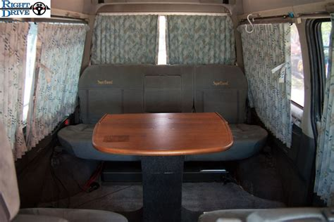 mitsubishi delica curtains 1989 mitsubishi delica for sale rightdrive est 2007