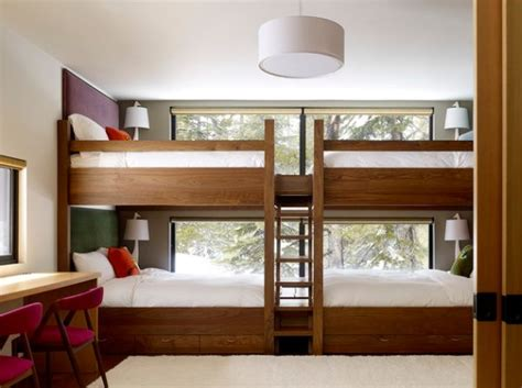 Bunk Beds With Pull Out Bed Underneath 24 Cool Trundle Beds For Your Room