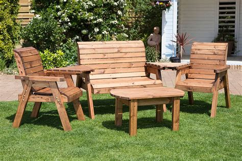 garden bench table set charles taylor trading