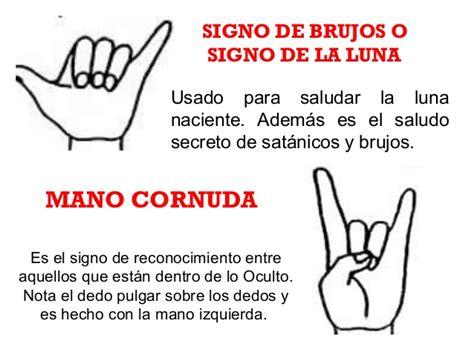 imagenes de simbolos con las manos los simbolos satanicos newhairstylesformen2014 com