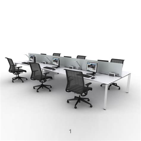 bench workstations steelcase frameone bench desks workstations office desks