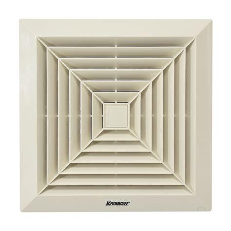 Kipas Angin Ventilasi jual krisbow kipas ventilasi 10 inci ruparupa