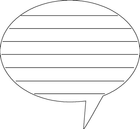 confusion speech balloon writing prompt printable