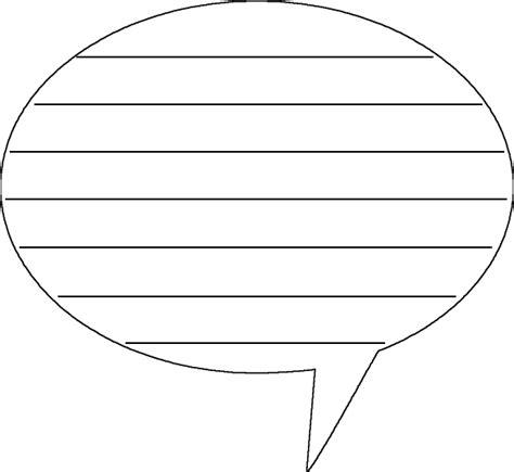 speech balloon template yelling speech balloon writing prompt printable