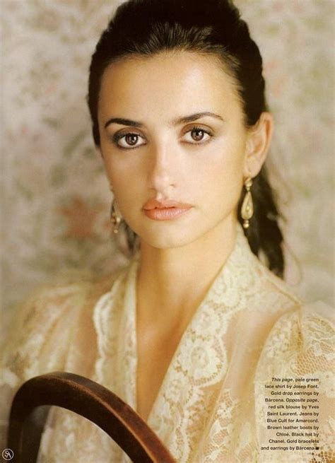 how to wear makeup like penelope cruz 7 steps wikihow 25 best ideas about penelope cruz on pinterest actress
