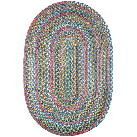 Oval Rugs 7x9 by Country Sapphire 7x9 Oval