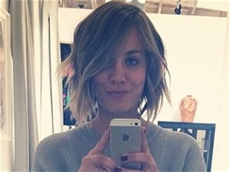 sweeting kaley cuoco new haircut kaley cuoco gets a hair makeover with super short blonde