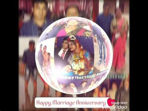Beautiful Happy Marriage Anniversary To Bhaiya And Bhabhi