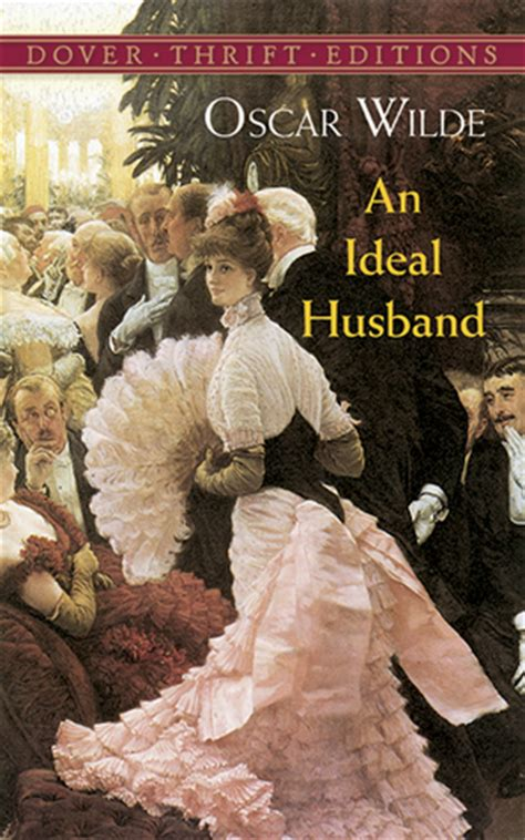 the husband books an ideal husband by oscar wilde