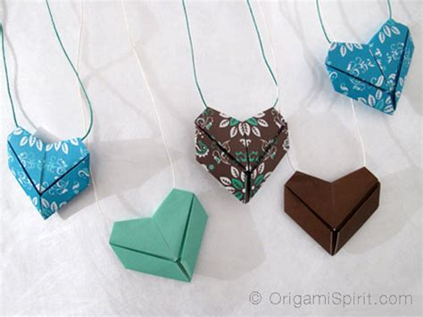 tutorial origami cuore come fare un cuore origami in meno di 5 minuti video