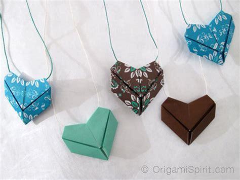 tutorial origami a cuore come fare un cuore origami in meno di 5 minuti video
