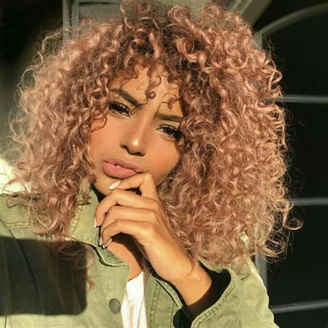 frizzy hair colour from 45 feather cut hairstyles for short medium 45 gorgeous rose gold hairstyle ideas that will change