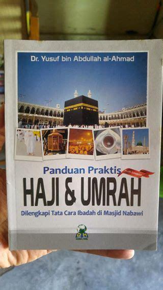 Panduan Praktis Muslim buku panduan praktis haji umrah toko muslim title