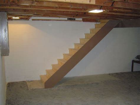 basement remodeling project
