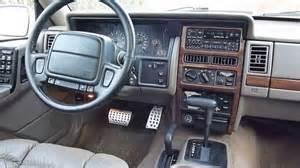 jeep grand 5 2 ltd 1995