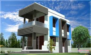 160 yard home design contemporary compact villa design home kerala plans