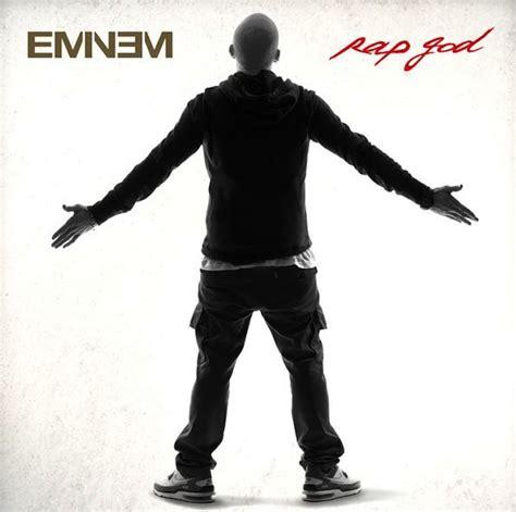 eminem rap god eminem single quot rap god quot from quot the marshall mathers lp 2 quot