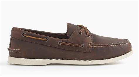 j crew boat shoes steal alert sperry for j crew boat shoes for 42
