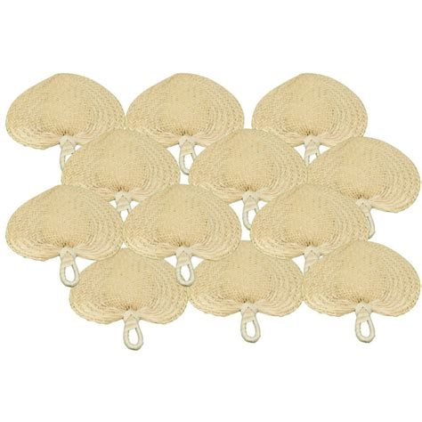 natural raffia hand fans pamaypay philippine hand fans buy online