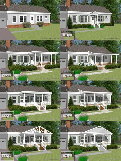 s2 desain indonesia front porch designs for a ranch style home